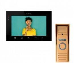 Комплект домофона Slinex SQ-07MTHD Black и Slinex ML-15HD Copper