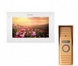 Комплект домофона Slinex SQ-07MTHD White и Slinex ML-15HD Copper