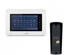 Комплект домофона Slinex XS-07M и Slinex ML-16HR Black
