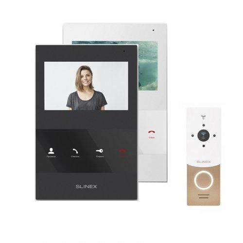 Комплект домофона Slinex SQ-04M и Slinex ML-20HD White