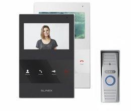Комплект домофона Slinex SQ-04M и Slinex ML-15HR Gray