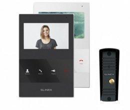 Комплект домофона Slinex SQ-04M и Slinex ML-16HR Black
