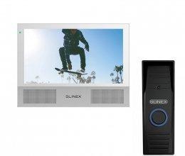 Комплект домофона Slinex Sonik 7 White и Slinex ML-15HD Black