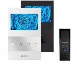 Комплект домофона Slinex SQ-04 и Slinex ML-15HR Black