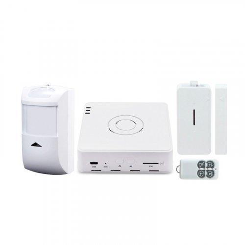 Беспроводная Wi-Fi система безопасности Broadlink S2