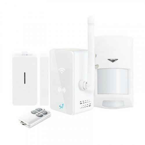 Беспроводная Wi-Fi система безопасности Broadlink S1