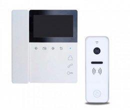 Комплект домофона Tantos Elly и Tantos iPanel 2 White