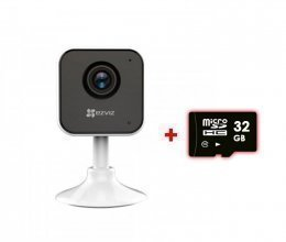 Wi-Fi облачная IP камера Ezviz CS-C1HC (D0-1D2WFR)