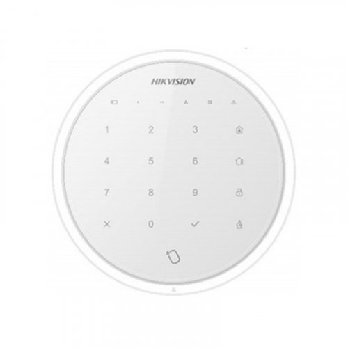 Клавиатура Hikvision DS-PKA-WLM-868-WHITE