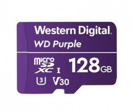 Карта памяти Western Digital MEMORY MICRO SDXC 128GB