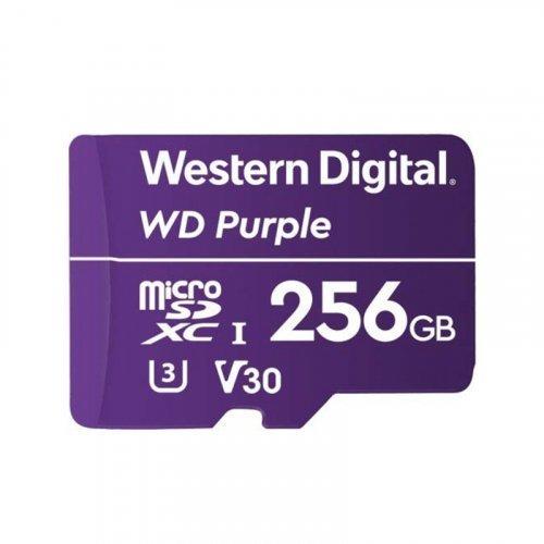 Карта памяти Western Digital MEMORY MICRO SDXC 256GB