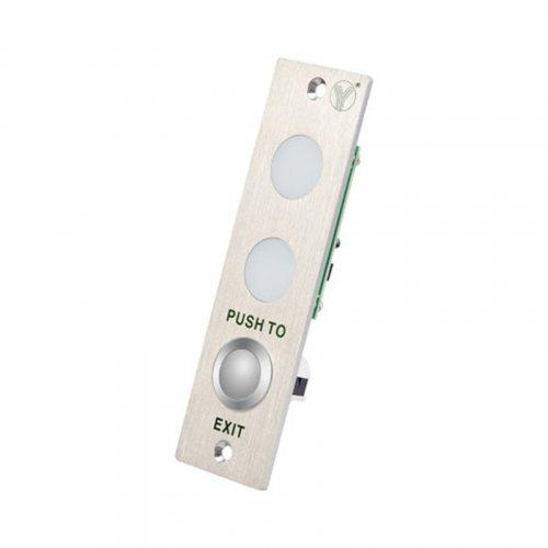 Кнопка выхода СКУД Yli Electronic PBK-813(LED)