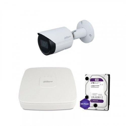 IP комплект видеонаблюдения Dahua IP-5M-1OUT-P-Lite
