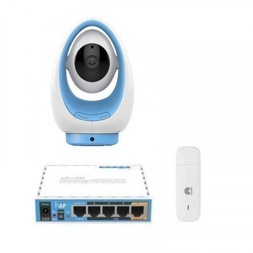 3G комплект с IP камерой Foscam FOSBABY P1