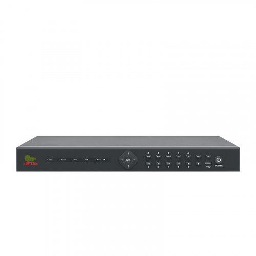 IP видеорегистратор Partizan NVH-1622 POE