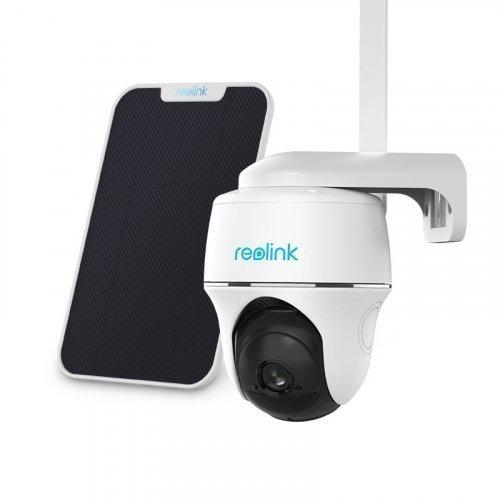 Беспроводная 4G/3G/LTE уличная IP Камера Reolink Go PT + солнечная панель