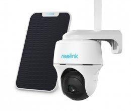 Беспроводная WI-FI уличная IP Камера Reolink Argus PT + солнечная панель
