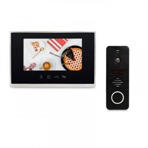 Комплект домофона LightVision MACAO FHD WiFi Black и LightVision RIO FHD Black