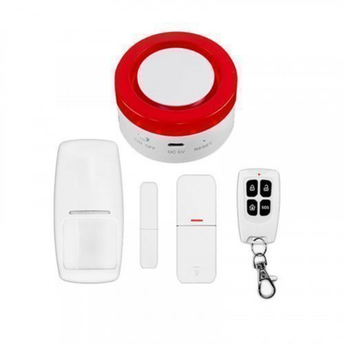 WiFi сигнализация Tuya Smart (Atis Kit 200T)