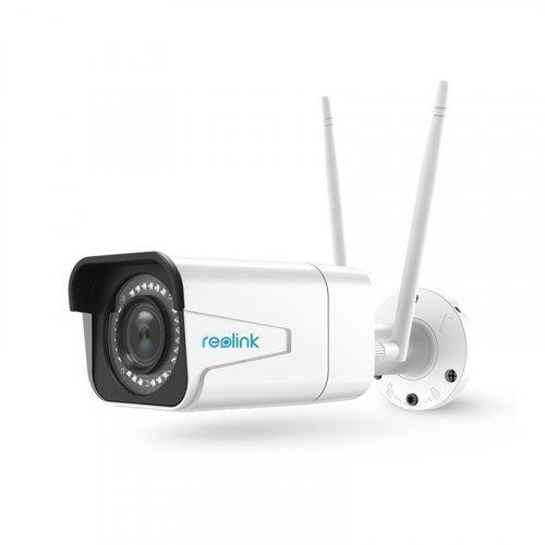 Двухдиапазонная 2.4/5 ГГЦ уличная Wi-Fi IP Камера Reolink RLC-511W