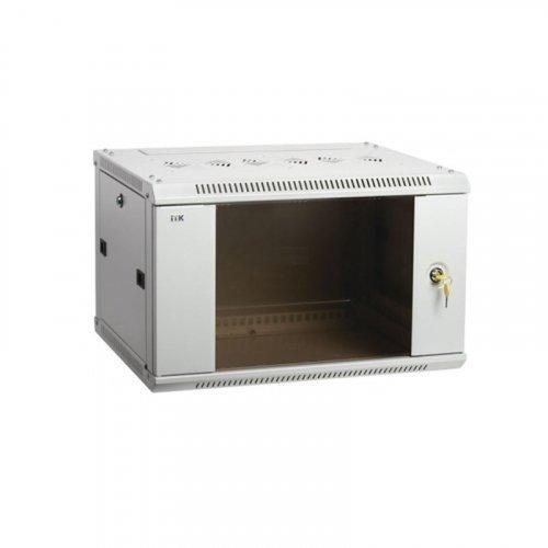 """Серверный шкаф 19"""" ITK LWR3-09U64-GF LINEA W 9U"""