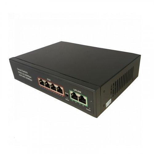 PoE коммутатор UNIX UNX-0402P