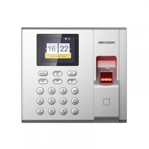 Терминал контроля доступа Hikvision DS-K1T8003EF