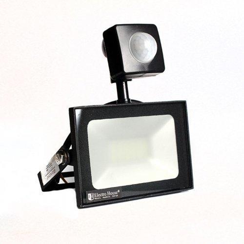 LED прожектор с датчиком движения Electro House EH-LP-211