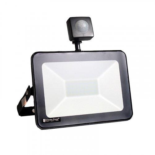 LED прожектор с датчиком движения Electro House EH-LP-213
