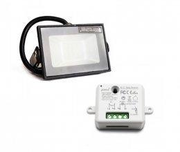 Комплект управления освещением Tuya Smart WIFI реле + LED прожектор EH-LP-205