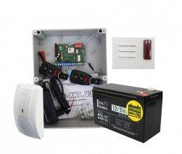 GSM сигнализация для гаража с дозвонщиком GSM XIT RK V.3