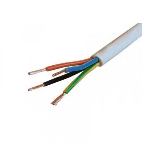 Силовой кабель ПВС 4х0,75 Одескабель (за 1м)