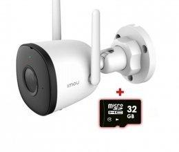 Уличная Wi-Fi IP Камера 2Мп IMOU Bullet 2C (Dahua IPC-F22P)