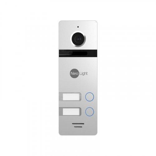 Вызывная панель NeoLight MEGA/2 FHD Silver