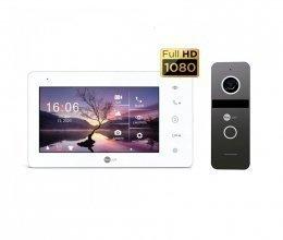 Комплект домофона NeoLight NeoKit HD+ Graphite