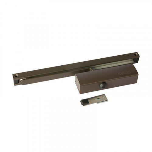 Доводчик двери Geze TS-3000 слайд коричневый