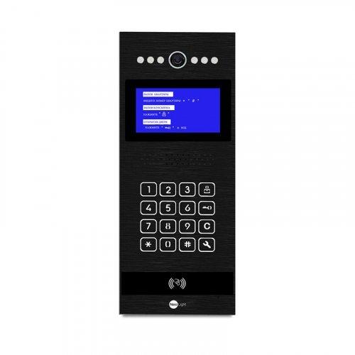 Многоквартирная вызывная панель Neolight NL-HPC03 Black