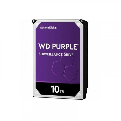 Жесткий диск HDD Western Digital Purple 10TB WD102PURZ
