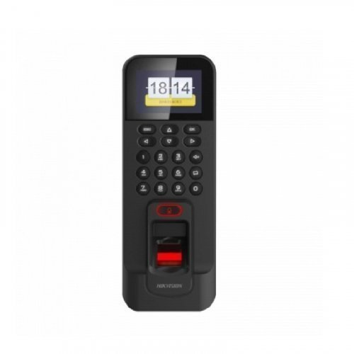 Распродажа! Терминал контроля доступа Hikvision DS-K1T804MF-1