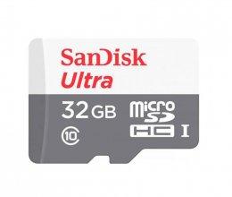Карта памяти SanDisk MicroSD 32Gb