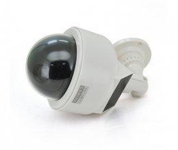 Муляж наружной камеры купольная с солнечной панелью 2100S