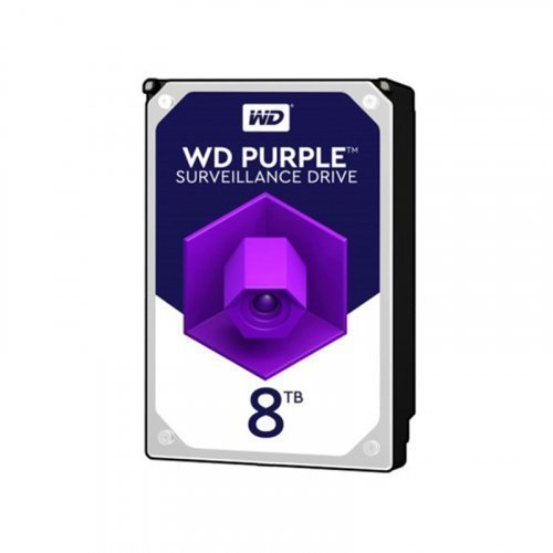 Жесткий диск HDD 8TB Western Digital WD82PURZ