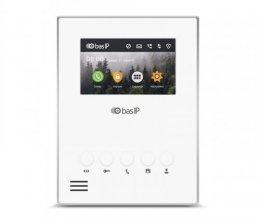 Видеодомофон BAS-IP AU-04L White