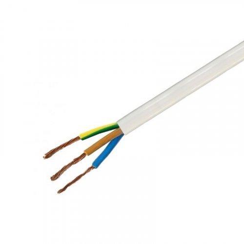 Силовой кабель ШВВП 3х6 ЗЗЦМ