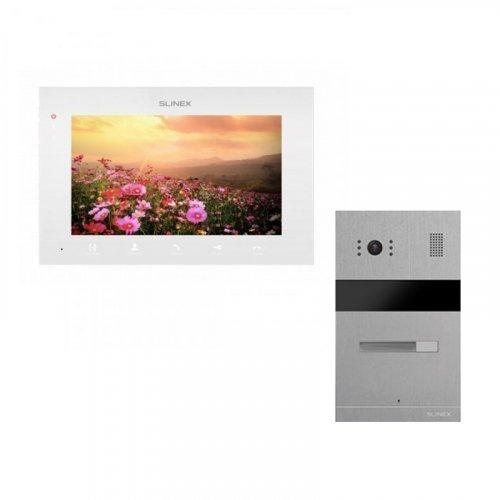 Комплект домофона Slinex SQ-07MTHD White и Slinex MA-01