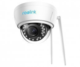 5Мп двухдиапазонная IP камера Wi-Fi Reolink RLC-422W