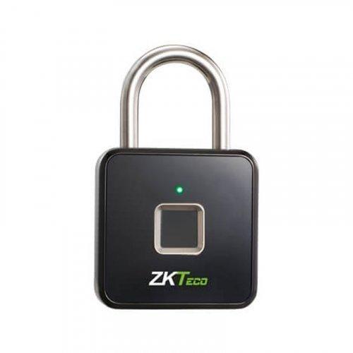 Биометрический замок ZKTeco Padlock со сканером отпечатка пальца