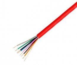 Сигнальный кабель ПСВВ нг (J-YY-U) 8х0,4 (1м)