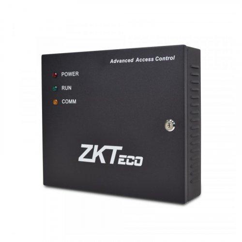Биометрический контроллер для 4 дверей ZKTeco inBio460 Pro Box в боксе