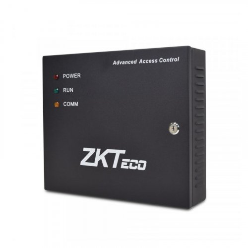 Биометрический контроллер для 1 двери ZKTeco inBio160 Package B в боксе